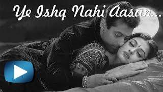 getlinkyoutube.com-Salman and Aishwarya's Painful Love Story - Ye Ishq Nahi Aasan Episode 4