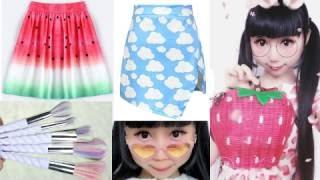 getlinkyoutube.com-Over 10 Creative&Adorable Fashion/Makeup/Accessories Designs   Ft. Zaful