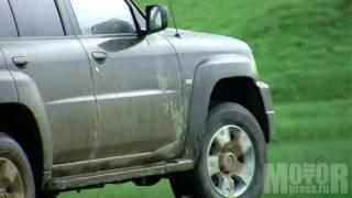 getlinkyoutube.com-Тест-драйв Nissan Patrol: конец легенды?
