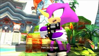 getlinkyoutube.com-Sonic Generations Cutscene - Saving Espio [HD] (Classic)