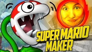 getlinkyoutube.com-Der PIRANHA PFLANZENKILLER!! - Super Mario Maker #05 [Deutsch/HD]