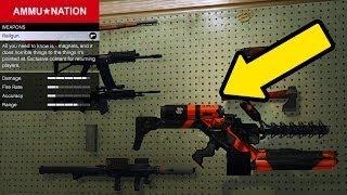 getlinkyoutube.com-How to get secret weapons GTA 5 online