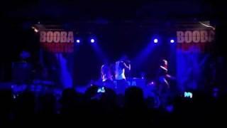 Booba - Killer live bruxelles