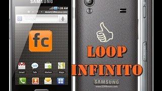 Samsung Galaxy Ace S5830C Loop Infinito (RESOLVIDO)