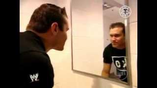 getlinkyoutube.com-Randy Orton sees Undertaker in mirror