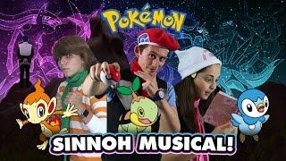 getlinkyoutube.com-Pokémon Sinnoh Rap Musical | Puns Of All 107 Pokémon