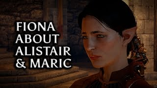 getlinkyoutube.com-Dragon Age: Inquisition - Fiona about Alistair, Maric and her past
