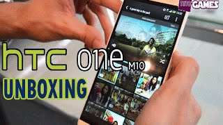 getlinkyoutube.com-Tuto Games | HTC One M10 Unboxing - Full Specification & release date