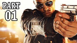 getlinkyoutube.com-Let's Play Battlefield Hardline Gameplay German Deutsch Part 1 - Prolog (Singleplayer Kampagne)