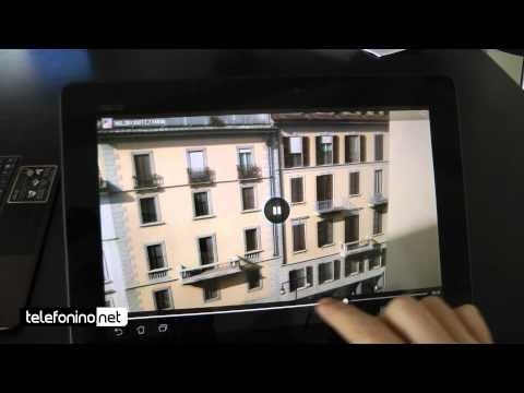 Asus Transformer Prime videoreview da Telefonino.net