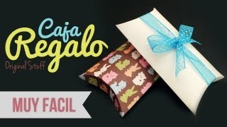 getlinkyoutube.com-Caja de regalo [Fácil] - Original Stuff