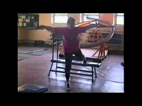 German Discus Javelin Throws Training Camp Halle 1991 Part 2 of 2
