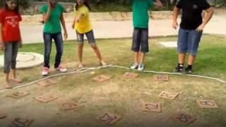 getlinkyoutube.com-تحدي أنشطة للأطفال