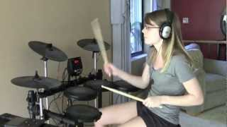 getlinkyoutube.com-21 Guns Drum Cover