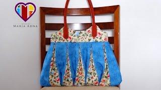 getlinkyoutube.com-Bolsa em patchwork Amy - Maria Adna Ateliê - Cursos e aulas de bolsas de tecidos e patchwork