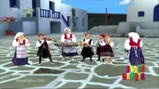 getlinkyoutube.com-Ζουζούνια - Η τράτα μας η κουρελού / Ξεκινα μια ψαροπούλα / Καπετάν Ανδρέα Ζέππο