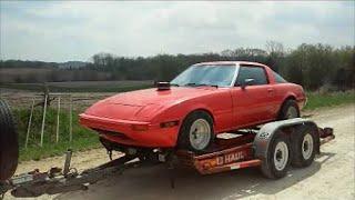 Zero F*%$s 302/5.0 Powered RX-7 Revival & Thrash - Roadkill (ThunderHead289 Style)