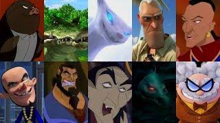 Defeats of my Favorite Animated Non-Disney Movie Villains Part XXI