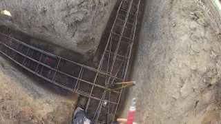 getlinkyoutube.com-ferraillage fondations maison
