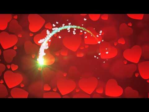 valentine background 12  - HD video background