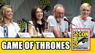 getlinkyoutube.com-Game of Thrones Comic Con 2015 Panel