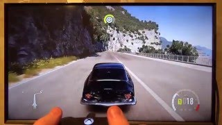 XBOX Windows 10 App Game Streaming Performance TEST using Wired and Wireless