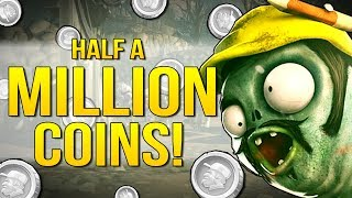 getlinkyoutube.com-500K COINS PACK OPENING & GNOME BOMB | Plants vs. Zombies: Garden Warfare | TDM Plays [Xbox One]