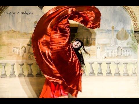 Unique Isis Wings Dance by Jennifer at Yaa Halla Ya'll 2013