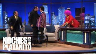 getlinkyoutube.com-Teo Gonzalez y Carlos Eduardo en Bronca!