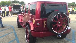 "getlinkyoutube.com-Memphis Jeep on 28"" Forgis"
