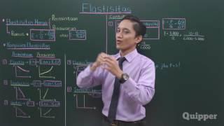 Quipper Video - Ekonomi -  Elastisitas - Kelas 10