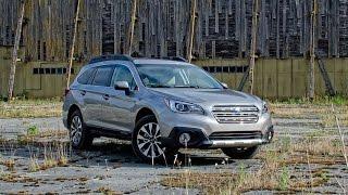 getlinkyoutube.com-2015 Subaru Outback 3.6R Limited Car Review