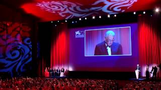 getlinkyoutube.com-72nd Venice Film Festival - Cerimonia di premiazione / Awards Ceremony