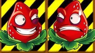 getlinkyoutube.com-Plants vs. Zombies 2 -  ENDANGERED Strawberries!