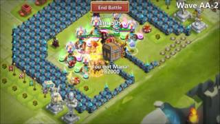 getlinkyoutube.com-Castle Clash - Some Fun Times On My Account...120416