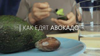 getlinkyoutube.com-Как едят авокадо