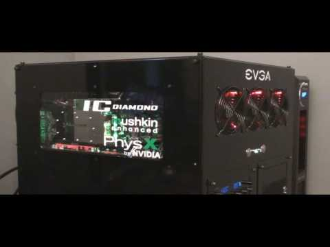 EVGA Classified SR-2 Motherboard Issues:  FRAPS & Power Consumption
