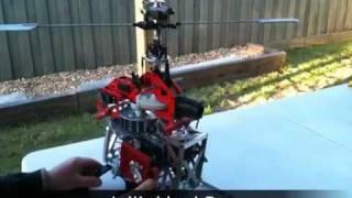 getlinkyoutube.com-Predator Gasser Honda 4 Stroke 31cc part 1