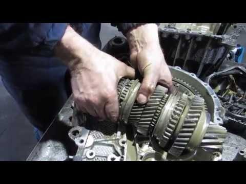 Ремонт коробки передач Фиат Дукат (Fiat Ducato) 1я часть