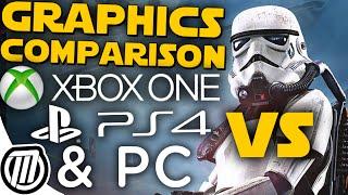 getlinkyoutube.com-Star Wars Battlefront: PS4 vs Xbox One vs PC Graphics Comparison (1080p)