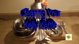 getlinkyoutube.com-Cool Tip:  Cleaning your Kelly Kettle