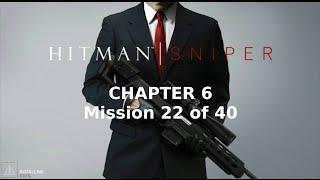 getlinkyoutube.com-Hitman: Sniper   Chapter 6   Mission 22 of 40