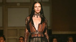 Givenchy | Spring Summer 2015 Full Fashion Show | Exclusive
