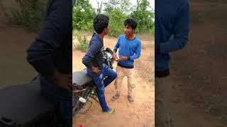 Full Comedy Video Mujhe Marne Ki Dhamaki || Desi Comedy