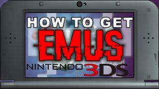 getlinkyoutube.com-Retroarch: How to Get EMULATORS on Nintendo 3DS - SNES, GBA, PSX, NES, GENESIS and More!