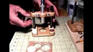 getlinkyoutube.com-Precision Drill Micro Router wmv