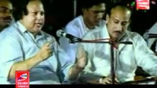 getlinkyoutube.com-Ek ghar Rab da te doja Ghar Yaar Da by Ustad Nusrat Fath Ali (Kamran Malik Talokar).
