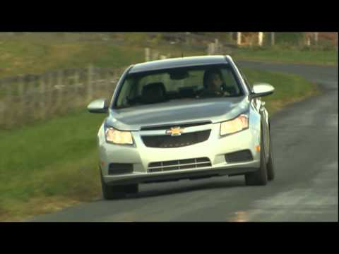 Road Test: 2011 Chevrolet Cruze