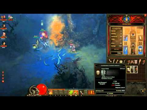 Diablo 3 Livestream - With AlgolGaming, x2Robbie2x, SlowlyAwesome, DimensionRift