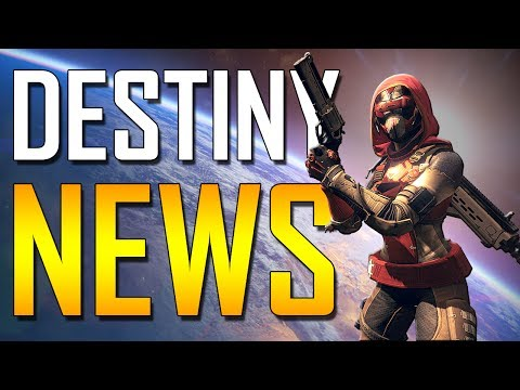 Destiny News - Classes, Enemies, Planets, Beta, E3 2014 & More!
